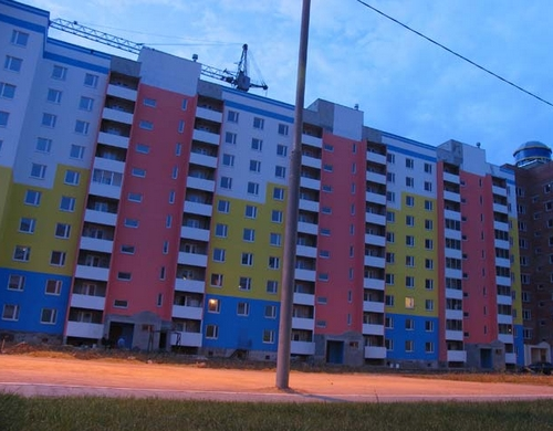 расценки на покраску фасада