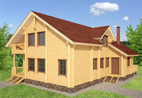 ремонт деревянных фасадов