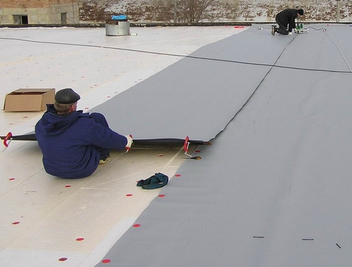 Потолки из гкл с шумоизоляцией монтаж
